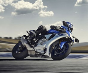 Nouvelle Yamaha YZF-R1. We R1.