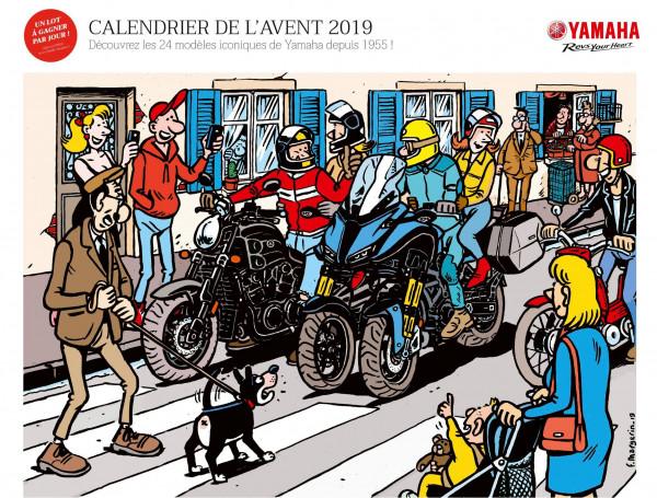 CALENDRIER DE L